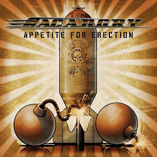 AC Angry - Appetite For Erection (2016) 320 kbps