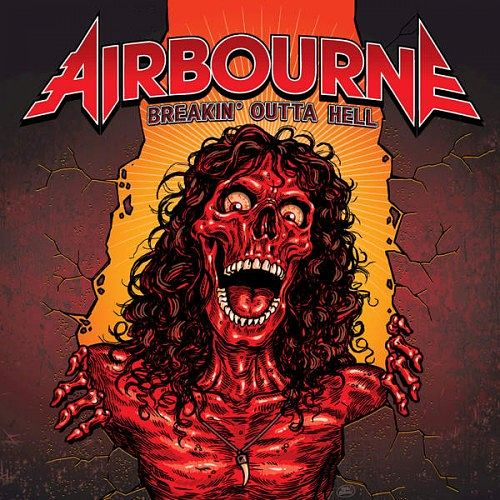 Airbourne - Breakin' Outta Hell (2016) (Limited Deluxe Edition) 320 kbps + Scans