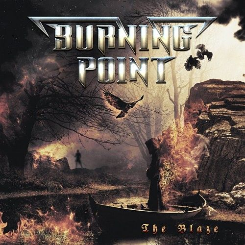 Burning Point - The Blaze (2016) 320 kbps + Scans
