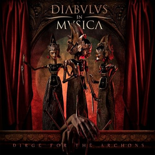Diabulus In Musica - Dirge For The Archons (Limited Edition) (2016) 320 kbps