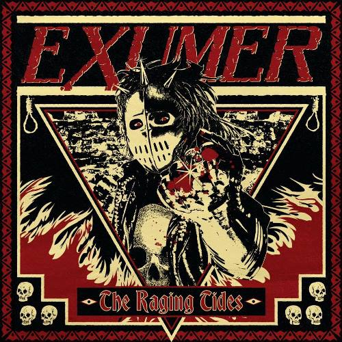 Exumer - The Raging Tides (Digipack Edition) (2016) 320 kbps + Scans