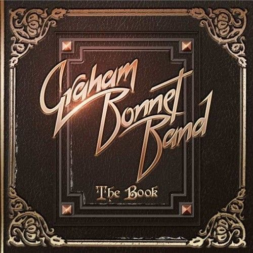 Graham Bonnet Band - The Book (2016) 320 kbps