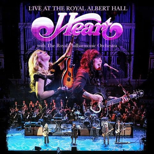 Heart & The Royal Philharmonic Orchestra - Live At The Royal Albert Hall (2016)