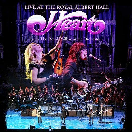 Heart & The Royal Philharmonic Orchestra - Live At The Royal Albert Hall (2016)