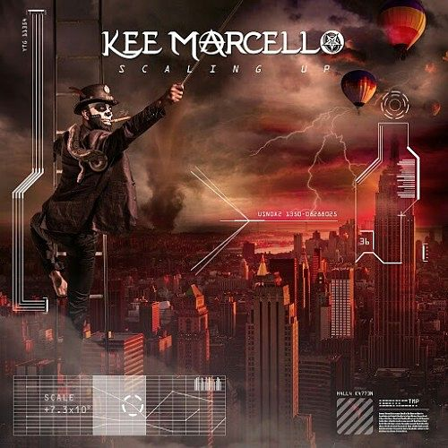 Kee Marcello - Scaling Up (2016) 320 kbps + Scans