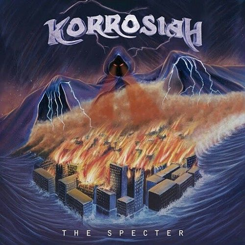 Korrosiah - The Specter (2016) 320 kbps