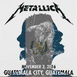 Metallica – Live at Guatemala City 11-03-2016 (2016) 320 kbps
