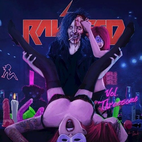 Ravaged - Vol. Threesome (2016) 320 kbps