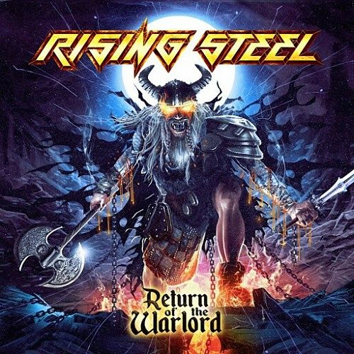 Rising Steel - Return of the Warlord (2016) 320 kbps