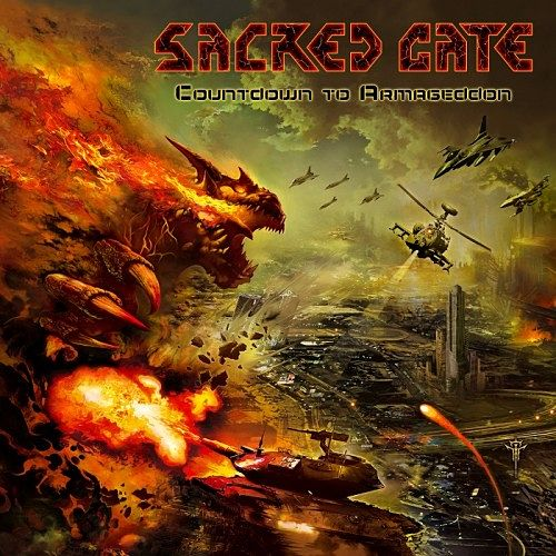 Sacred Gate - Countdown to Armageddon (2016)
