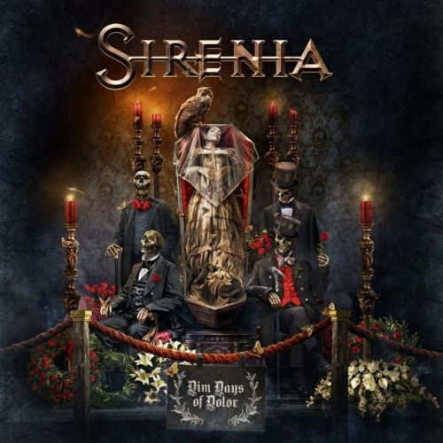 Sirenia - Dim Days Of Dolor [Limited Edition] (2016)