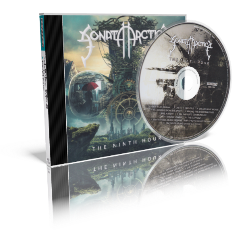 Sonata Arctica - The Ninth Hour (Japanese + Limited Edition) (2016)