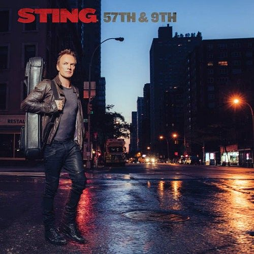 Sting - 57th & 9th (Deluxe Edition) (2016)