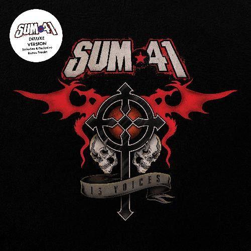 Sum 41 - 13 Voices (Japanese Edition) (2016)