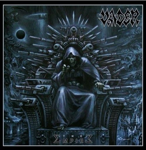 Vader - The Empire (2CD Limited Edition) (2016)