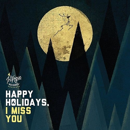 Various Artists - Happy Holidays, I Miss You (2016) 320 kbps