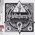 Witchery – In His Infernal Majesty's Service (Japanese Edition) (2016) 320 kbps + Scans