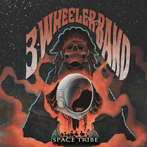 3 Wheeler Band - Space Tribe (2016) 320 kbps