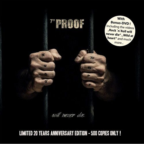 7TY PROOF - Rock'n' Roll will never die (2016) 320 kbps