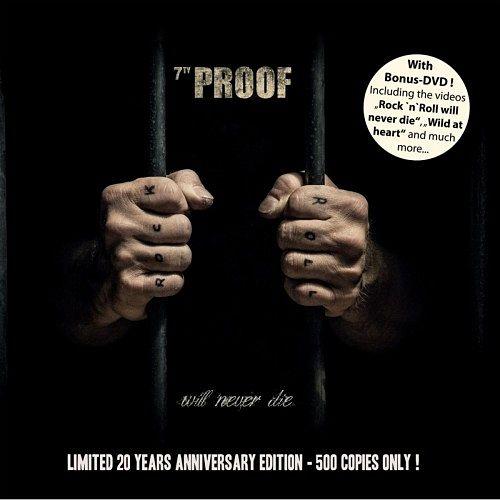 7TY PROOF - Rock'n' Roll will never die (2016) 320 kbps