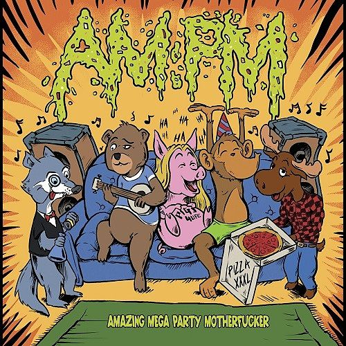 AM:PM - Amazing Mega Party Motherfucker (2016) 320 kbps