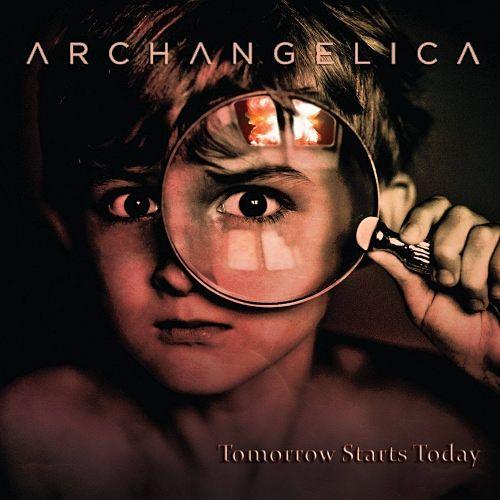 Archangelica - Tomorrow Starts Today (2016) 320 kbps