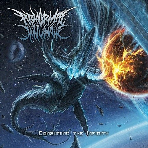 Abnormal Inhumane - Consuming The Infinity (2016) VBR (CD-Rip)