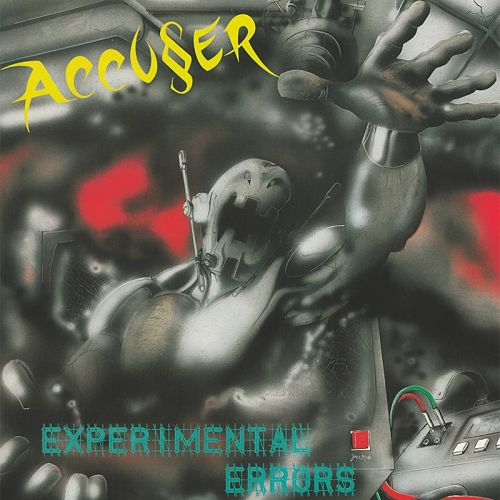 Accuser - Experimental Errors (Remastered, 2016) 320 kbps + Scans