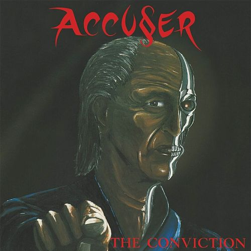 Accuser - The Conviction (Remastered, 2016) 320 kbps + Scans