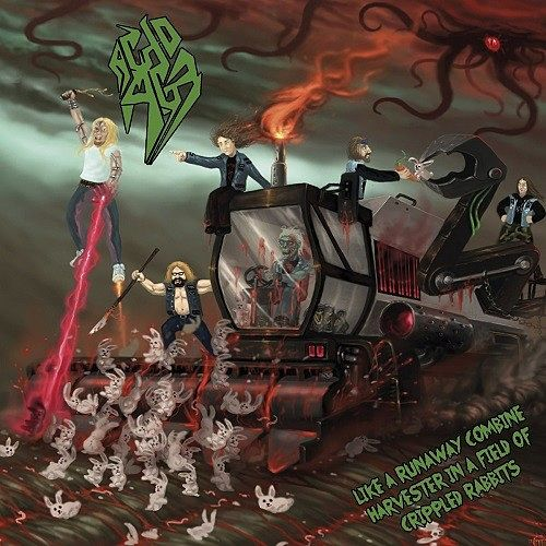 Acid Age - Like A Runaway Combine Harvester In A Field Of Crippled Rabbits (2016) 320 kbps