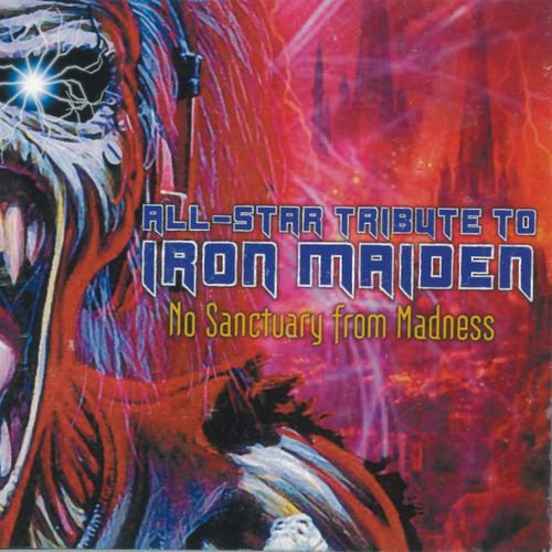 All Star Tribute to Iron Maiden - No Sanctuary From Madness (2016) 320 kbps