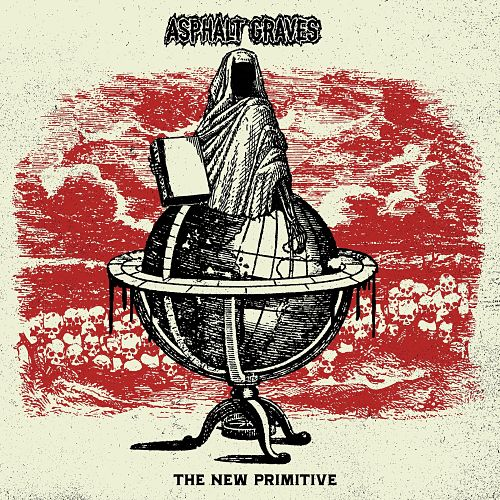 Asphalt Graves - The New Primitive (2016) 320 kbps