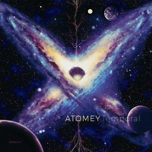 Atomey - Temporal (2016) 320 kbps