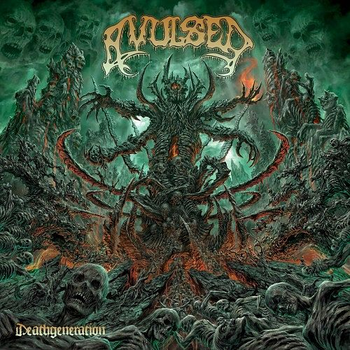 Avulsed - Deathgeneration (2CD Deluxe Edition) (2016) 320 kbps