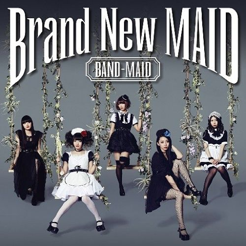 BAND-MAID - Brand New MAID (2016) 320 kbps