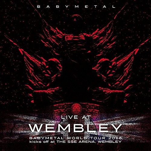 Babymetal - Live at Wembley Arena (2016) 320 kbps