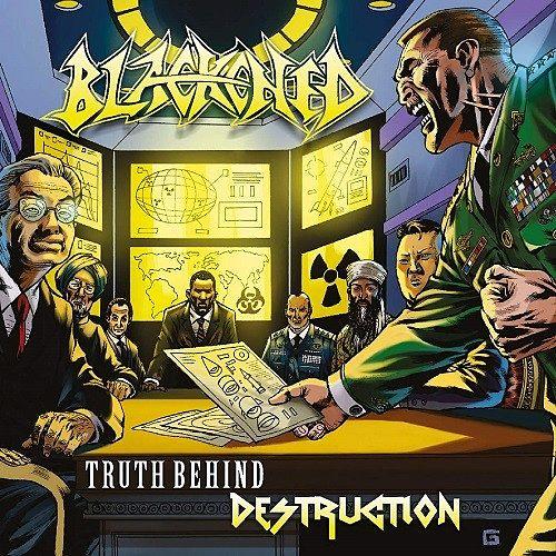 Blackened - Truth Behind Destruction (2016) 320 kbps