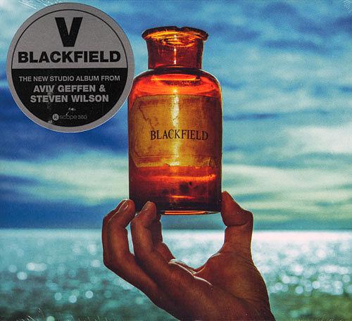 Blackfield - Blackfield V (2017) 320 kbps + Scans