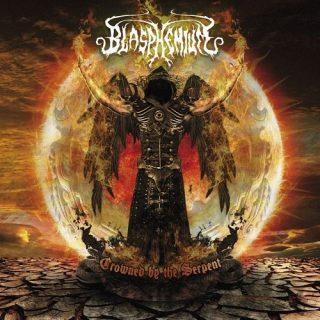 Blasphemium - Crowned by the Serpent (2016) 320 kbps