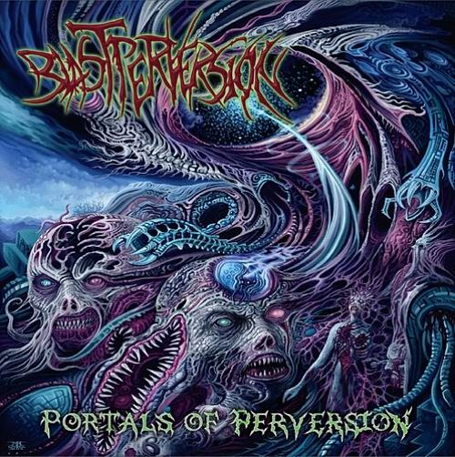 Blast Perversion - Portals of Perversion (2016) 320 kbps