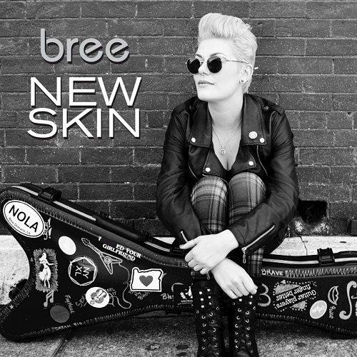Bree - New Skin (2016) 320 kbps