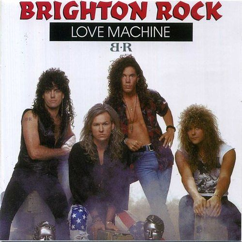 Brighton Rock - Love Machine (2016 Reissue) 320 kbps + Scans