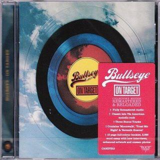 Bullseye - On Target (Rock Candy Remastered) (2016) 320 kbps
