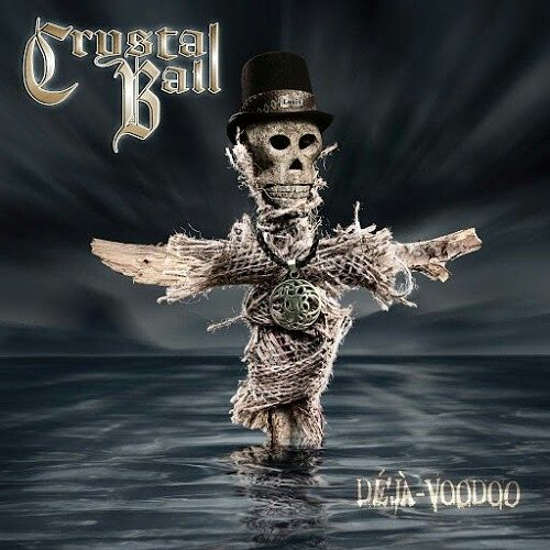 Crystal Ball - Deja-Voodoo (Limited Edition) (2016) 320 kbps + Scans