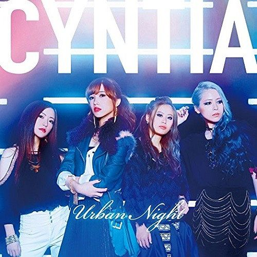 Cyntia - Urban Night (2016) 320 kbps