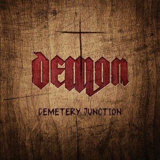 DEMON - Cemetery Junction (2016) 320 kbps + Scans