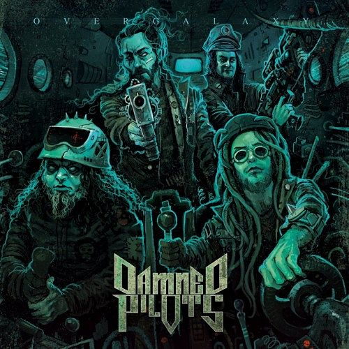 Damned Pilots - Overgalaxy (2016) 320 kbps