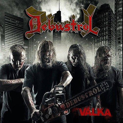 Debustrol - Valka (Digipack Edition) (2016) 320 kbps + Scans