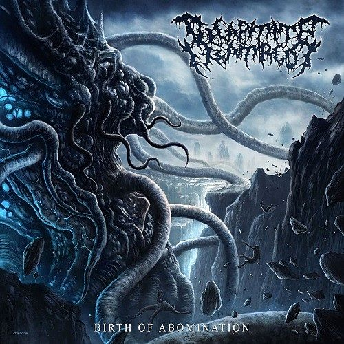 Decapitate Hatred - Birth Of Abomination (2016) 320 kbps