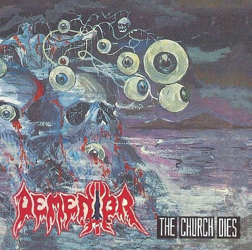 Dementor - The Church Dies & Morbid Infection (2016) 320 kbps + Scans